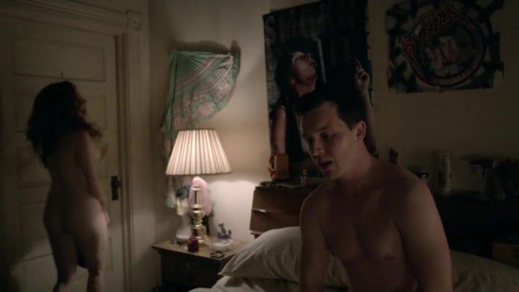 Shameless nude & sex scenes