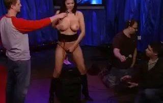 Howard Stern Show Sybian Orgasm