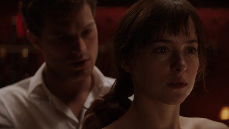 Nude scenes – Fifty Shades of Grey (2015)