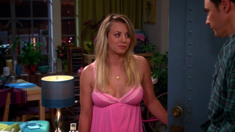 Nude - The Big Bang Theory s07e01