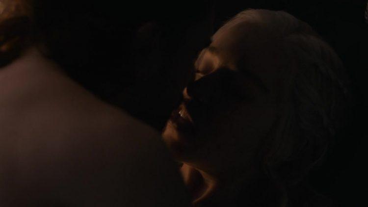 Sex scene – Game of Thrones s07e07 (2017)
