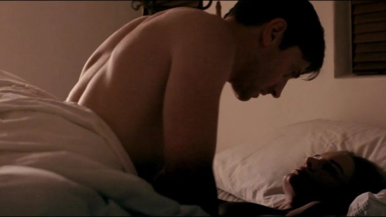 Sex scene – And While We Were Here (2012)