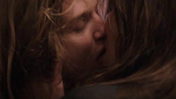 Lesbian sex scene - Kill for Me (2013)