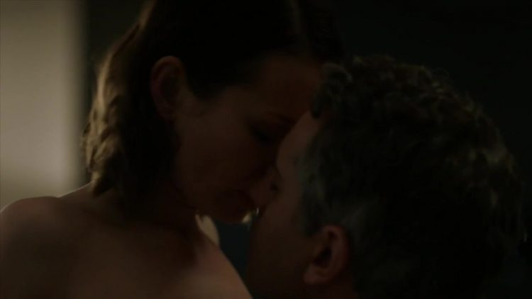 Sex scene - The Affair (2014)