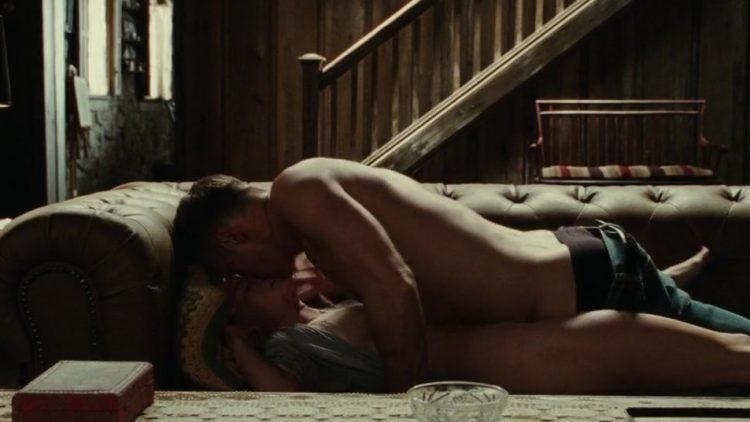 Sex scene - Straw Dogs (2011)
