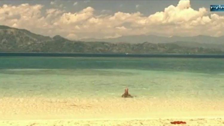 Nude scene - Descente aux enfers (1986)