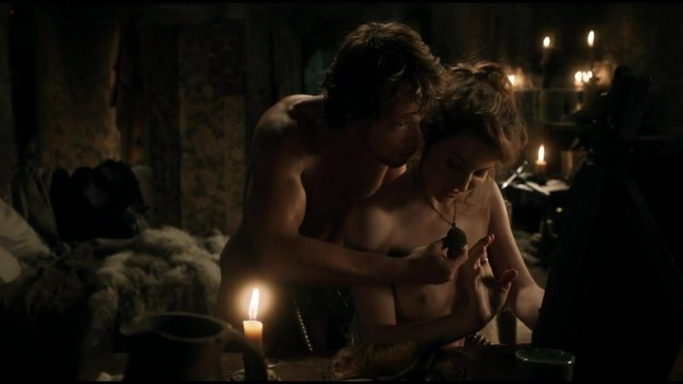 Sex scene - Game of Thrones s01e05 (2011)
