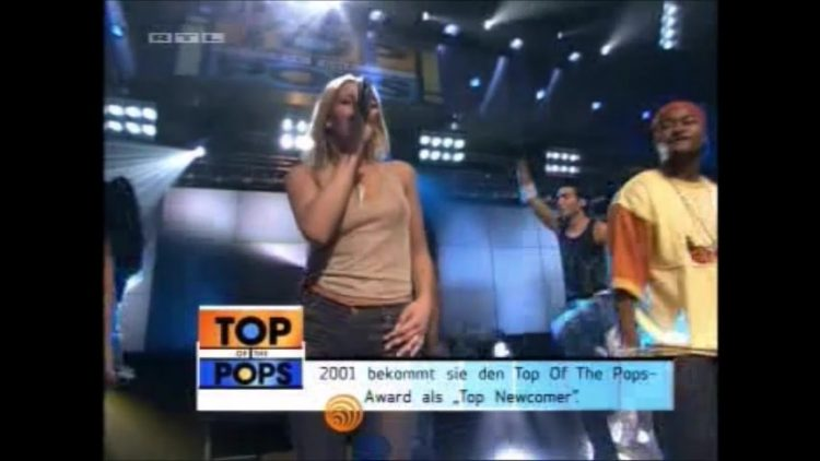 See through pokies (Top Of The Pops) (2003)