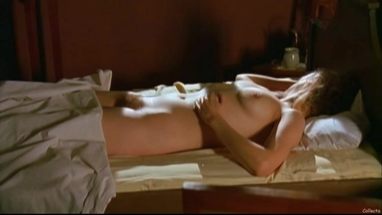 Nude scene - Die Braut (1999)
