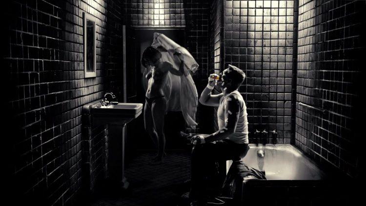 Nude - Sin City (2005)