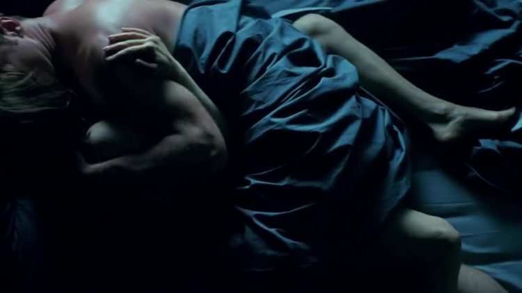 Nude scene - A Perfect Man (2013)
