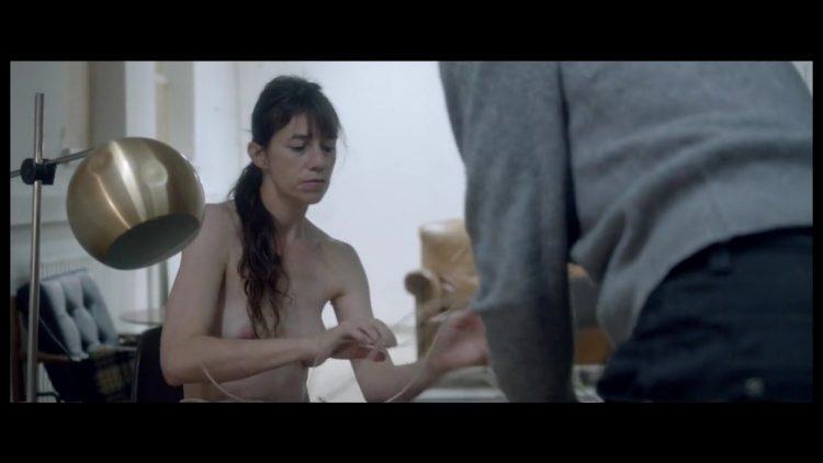 Nude scene - Nymphomaniac DC (2013)