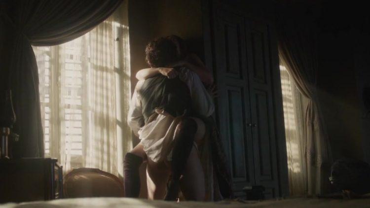 Sex scene - In Secret (2013)