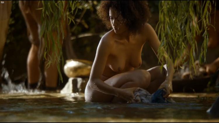 Nude scene - Game of Thrones s04e08 (2014)