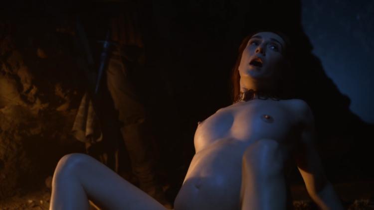 Nude scene - Game of Thrones s02e02-04 (2012)
