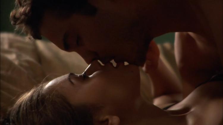 Sexy scene - Sex and Breakfast (2007)