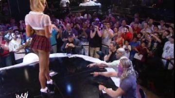 Sexy school girl - WWE Divas
