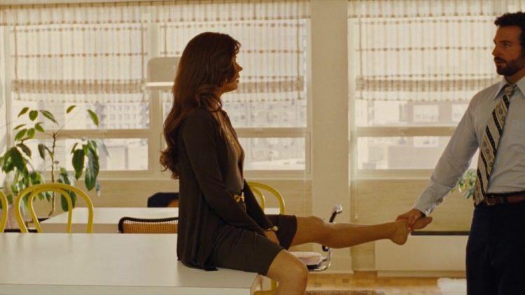 Sex scene - American Hustle (2013)
