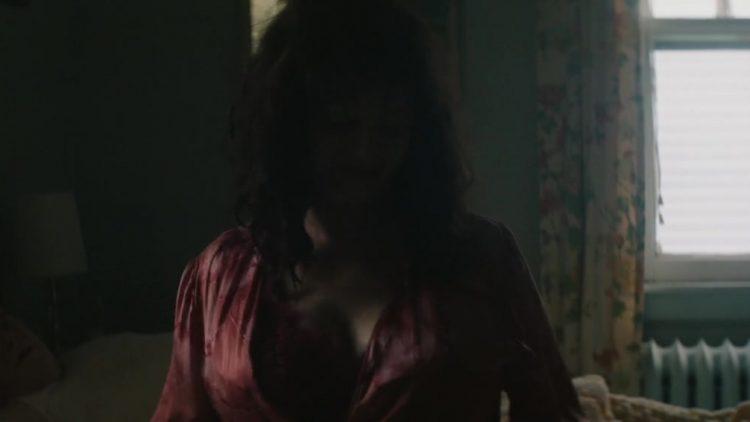 Sex scene - God's Pocket (2014)