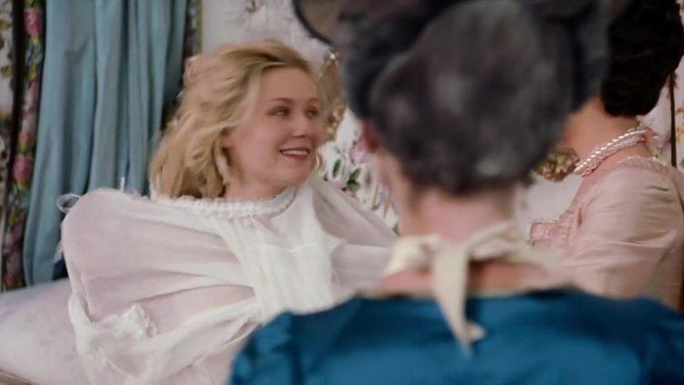 Naked - Marie Antoinette (2006)
