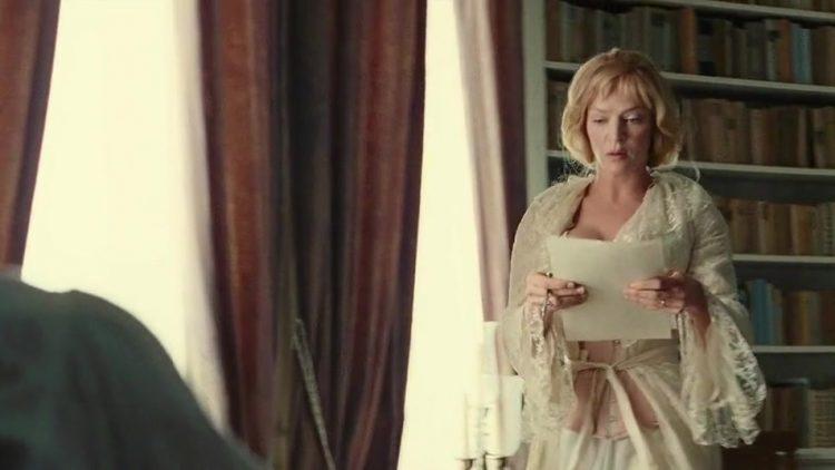 Sex scene - Bel Ami (2012)