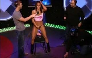 Rides Sybian On Howard Stern