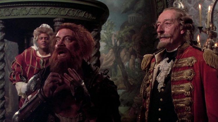 Naked - The Adventures Of Baron Munchausen (1988)