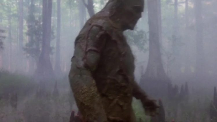 Nude - Swamp thing (1982)