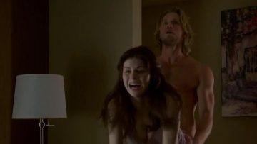 The Layover - Sex scene