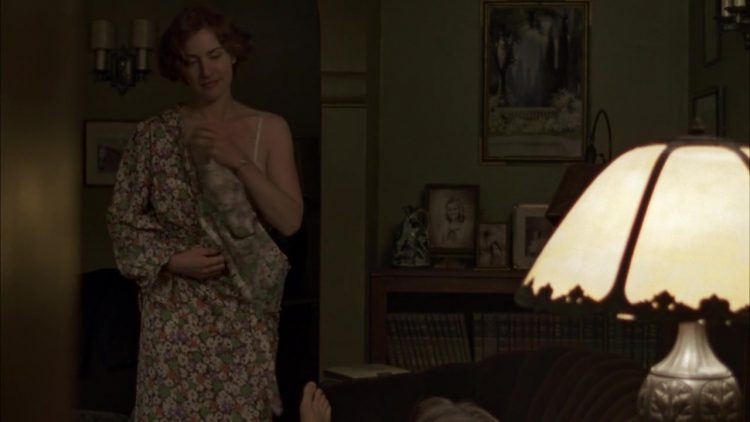 Mildred Pierce (2011) - Sex scene