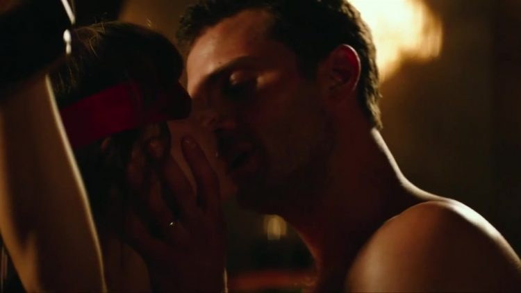 Sex scenes - Fifty Shades Freed (2018)
