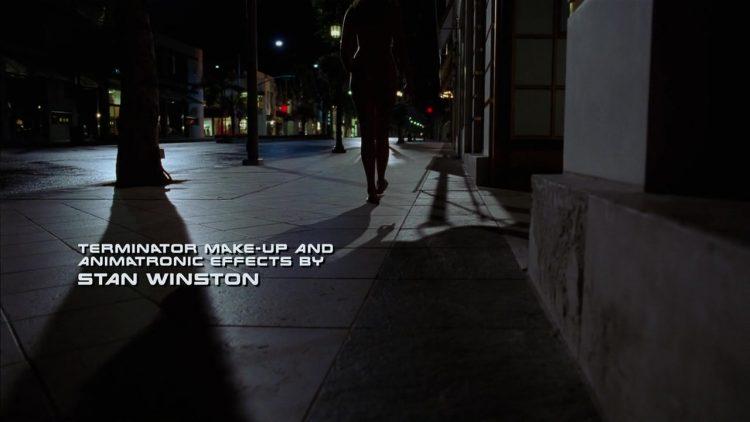 Nude scene - Terminator 3 (2003)