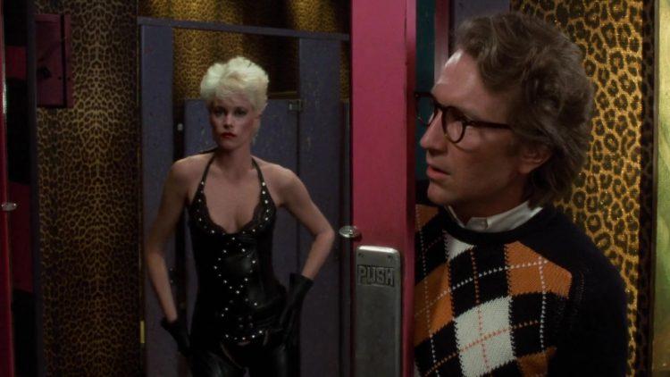 Nude - Body double (1984)